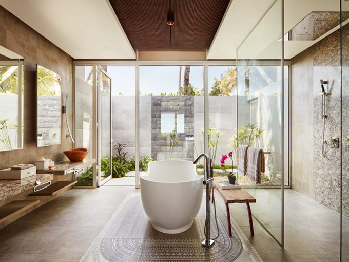 Resort ở Maldives cho giới nhà giàu giãn cách xã hội - 14