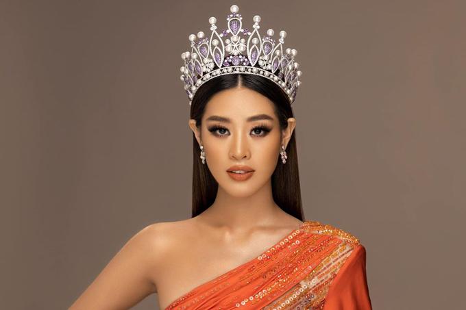 Nguyễn Trần Khánh Vân là đại diện của Việt Nam tại cuộc thi Miss Universe sắp tới.