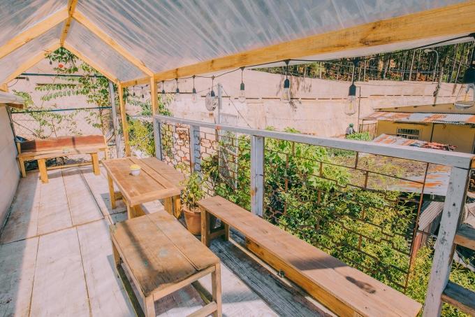 Quán cà phê view đồi ở Đà Lạt - 8