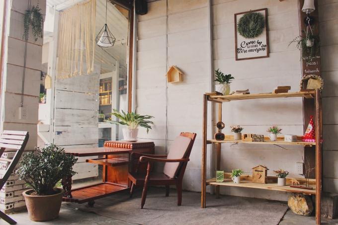 Quán cà phê view đồi ở Đà Lạt - 2