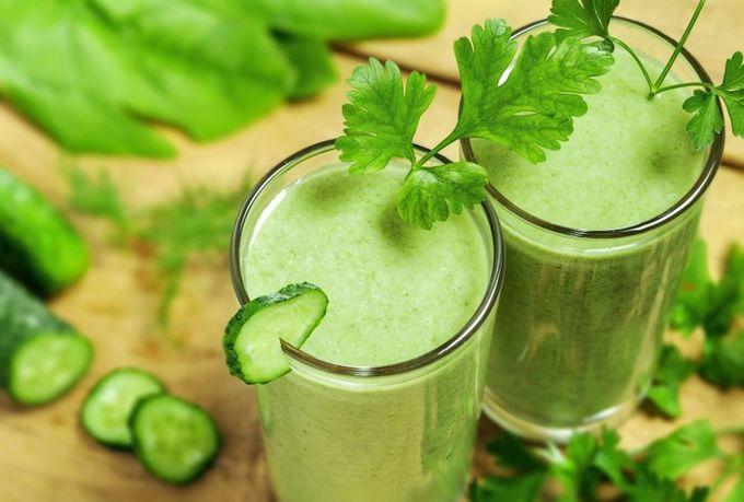 10 công thức nước thanh lọc cơ thể, tăng đề kháng