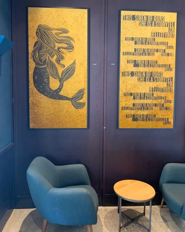 Tiệm Starbucks kiểu nhà tranh mái lá ở Dubai - 6