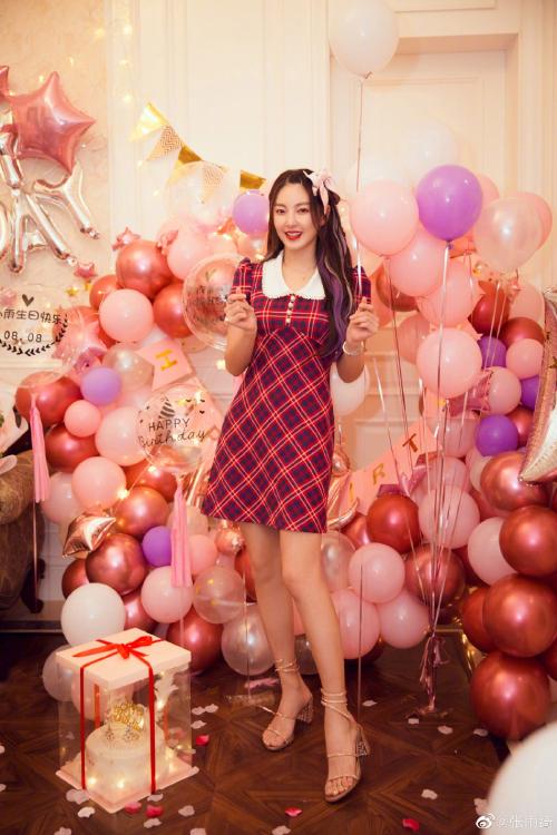 Song Hye Kyo Trung Quốc được tặng hoa hồng khổng lồ - 4