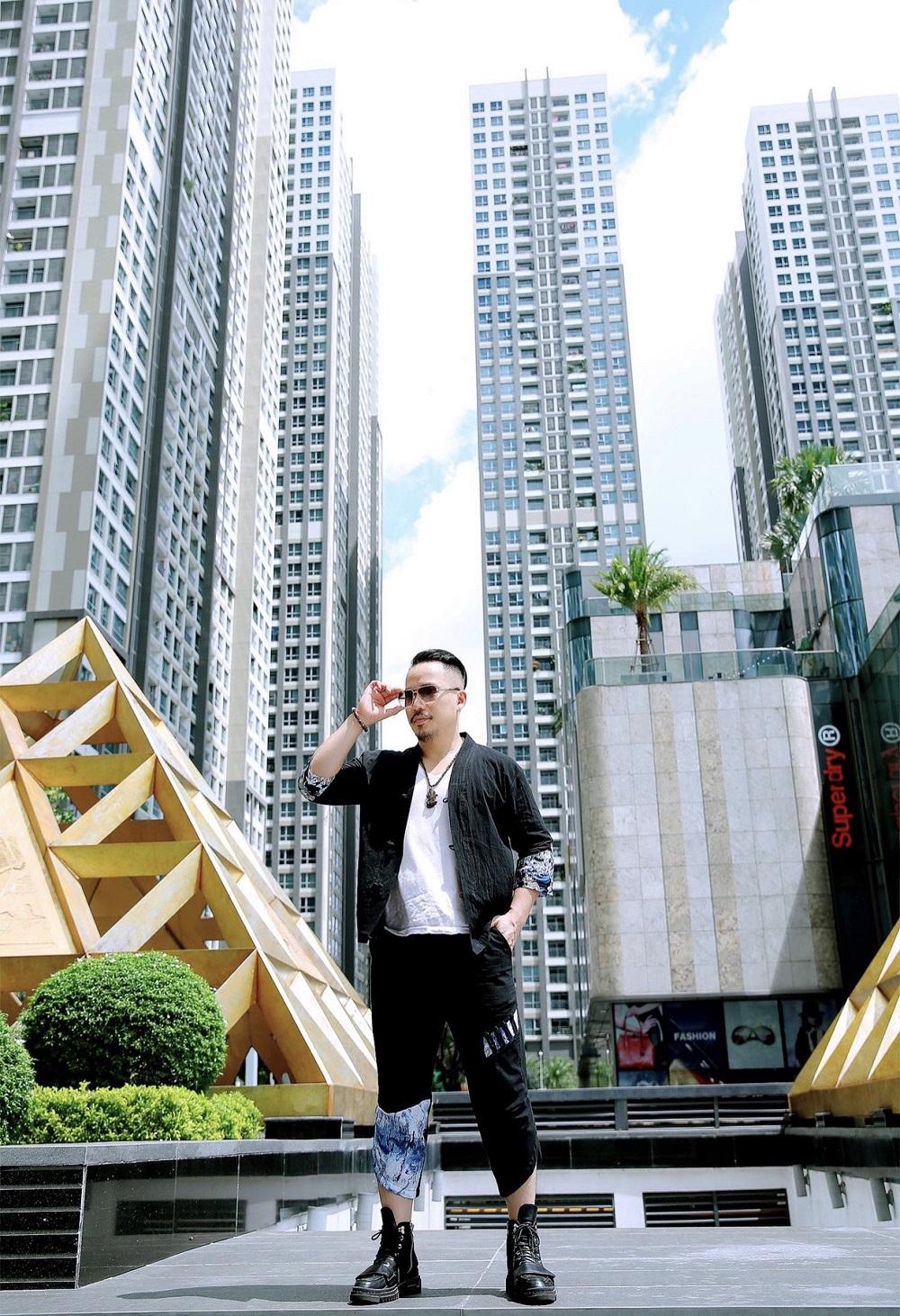 Kristine Thảo Lâm chụp ảnh tình tứ với Huỳnh Nhật Đông - 8