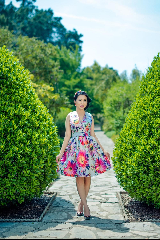 Kristine Thảo Lâm chụp ảnh tình tứ với Huỳnh Nhật Đông - 4