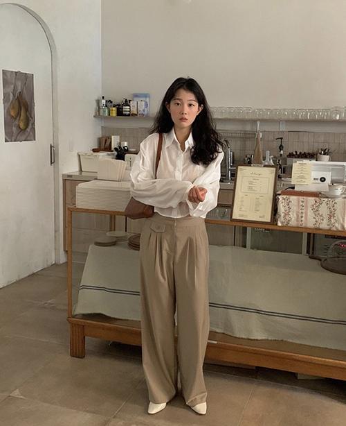 Set đồ mang phong cách vintage cho các bạn yêu các món đồ được thiết kế trên các chất liệu thân thiện với môi trường.