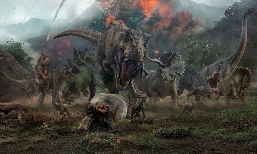 'Jurassic World' chi 9 triệu USD để quay giữa dịch