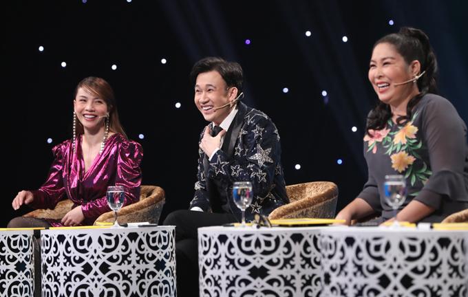 Các nghệ sĩ bất ngờ khi nhiều tên tuổi nổi tiếng xuất hiện trên sân khấu trong vai các ca sĩ hát nhép.
