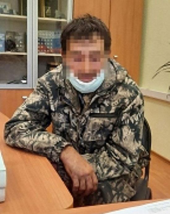 Người đàn ông 47 tuổi chặt ngón tay cháu gái 5 tuổi ở Cộng hòa Buryatia. Ảnh: East2west News.