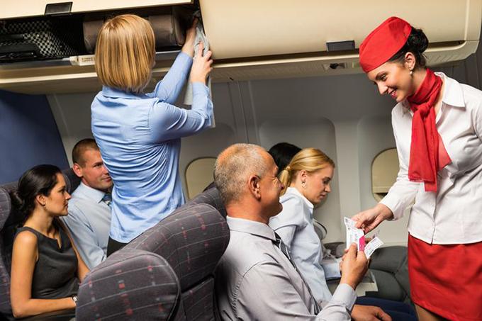 Mẹo chọn chỗ ngồi thích hợp trên máy bay