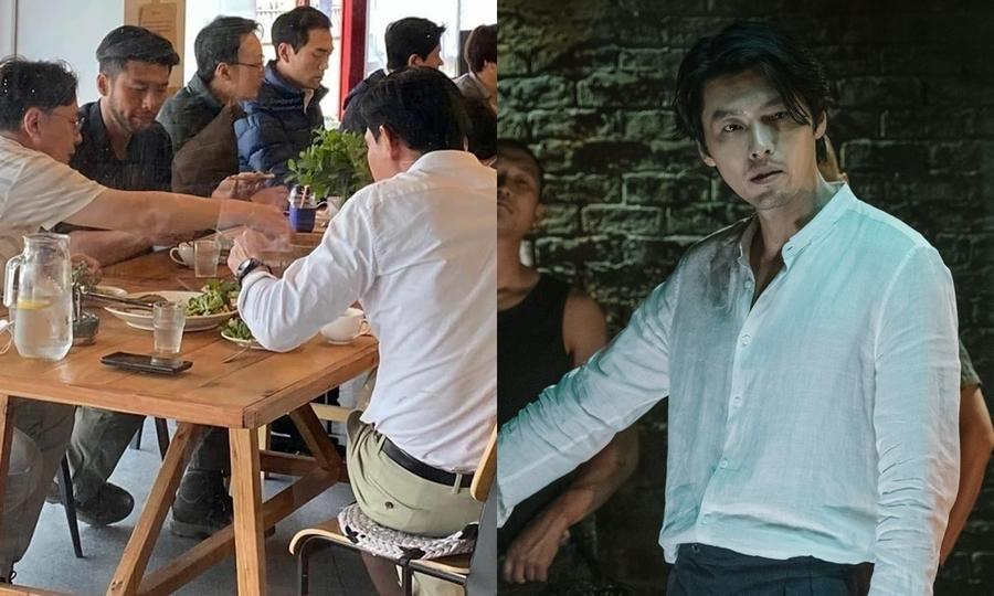 Hyun Bin già sọm trong phim mới