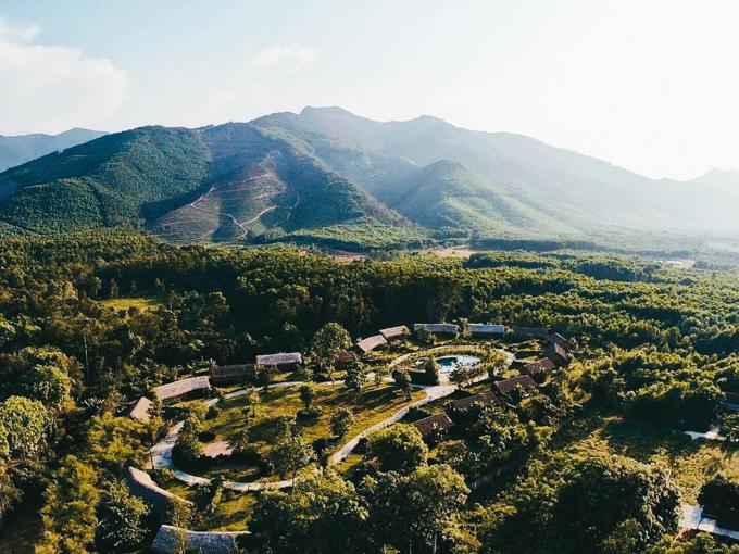 Resort dưới dãy Trường Sơn gợi nhớ về ông ngoại của Băng Di - 10