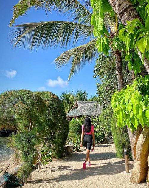 Hòn đảo hoang sơ nơi gia đình Hà Tăng check in chóng vánh - 16