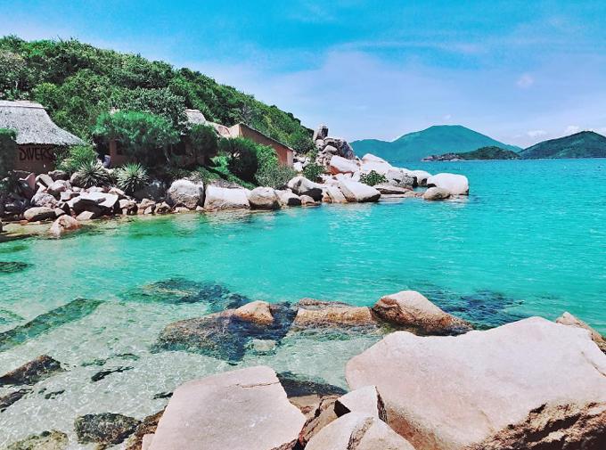 Hòn đảo hoang sơ nơi gia đình Hà Tăng check in chóng vánh - 6