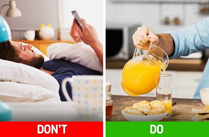 Bắt đầu ngày mới với chiếc điện thoại khiến bạn xao nhãng