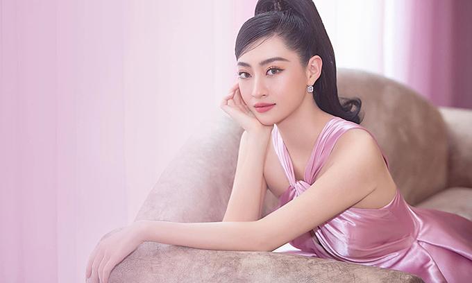 Lương Thuỳ Linh làm đại sứ của NTK Phương Hồ