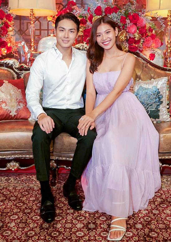 Vợ chồng Jay Quân - Chúng Huyền Thanh.