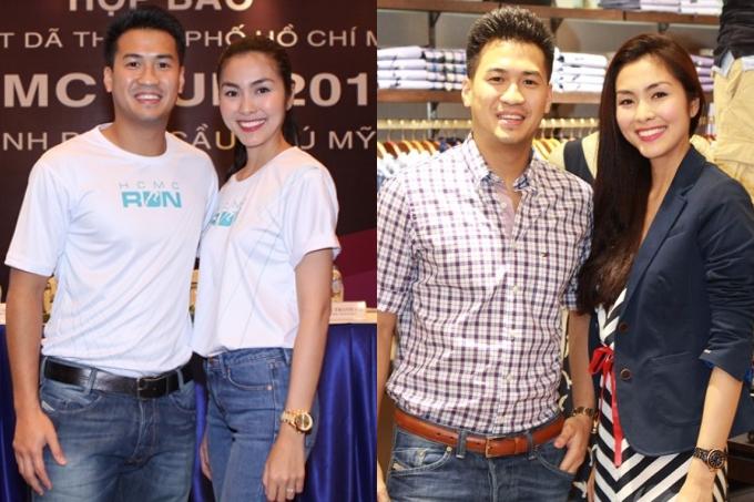 Louis và Tăng Thanh Hà thường kết hợp trong nhiều dự án, hoạt động của tập đoàn gia đình. Ngược lại, những lần Hà Tăng khai trương kinh doanh riêng, Phillip đều có mặt ủng hộ chi dâu.
