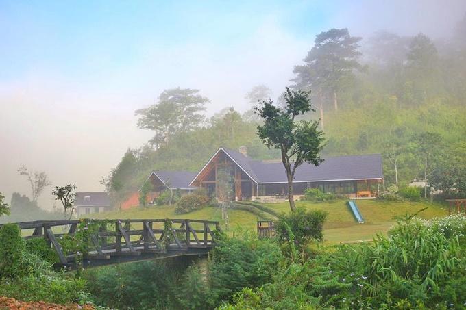 Hà Tăng thích Lat valley gần Đà Lạt - 9