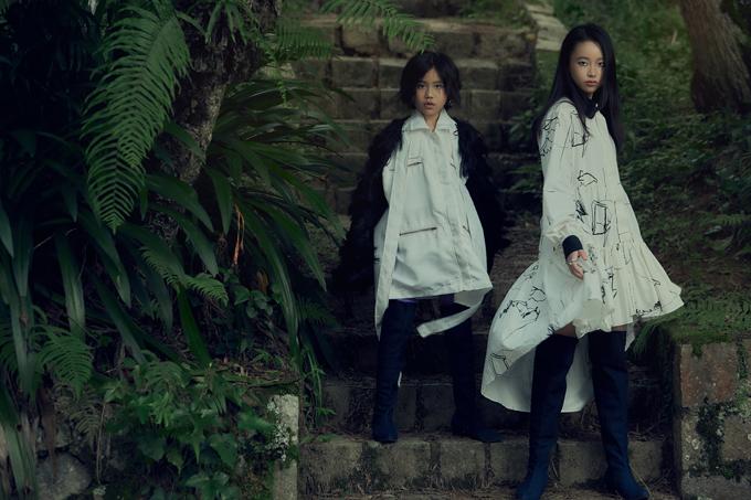Để quảng bá cho show diễn mới của Ivan Trần, mẫu nhí Khánh An và Phương Anh đã có chuyến chup ảnh thú vị tại Đà Lạt.