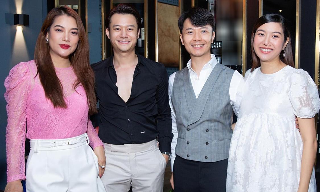 Trương Ngọc Ánh và bạn trai tin đồn dự sinh nhật chồng Thúy Vân - Ngôi sao