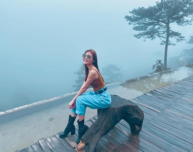 Cả hai vợ chồng Lương Thế Thành - Thuý Diễm đều rất thích không khí tại Đà Lạt và thường xuyên đến đây nghỉ dưỡng mỗi khi rảnh rỗi. Thành phố ngàn hoa cũng là nơi ghi dấu nhiều kỷ niệm của cặp đôi từ khi yêu nhau.