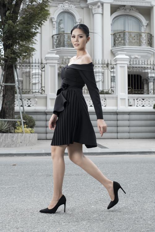 Váy hai trong một cho nàng công sở - 22