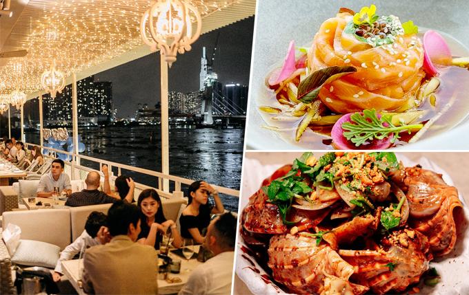 5 địa điểm hẹn hò lãng mạn của Hương Giang và Matt Liu - ảnh 6