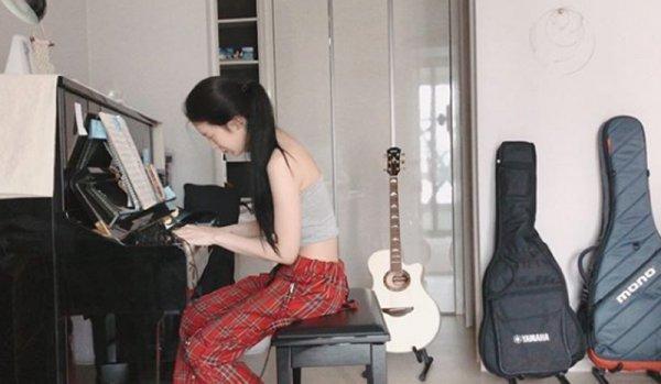 Jang Jae In lấy âm nhạc làm động lực để vượt qua nỗi đau.