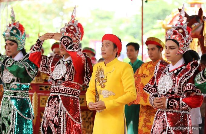 Hoài Linh thông  báo năm nay không mở cửa đón khách dịp giỗ Tổ nghề sân khấu.