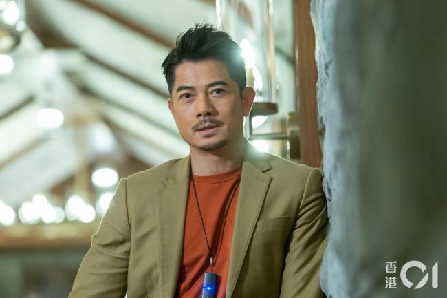 Quách Phú Thành tại buổi gặp gỡ ký giả.