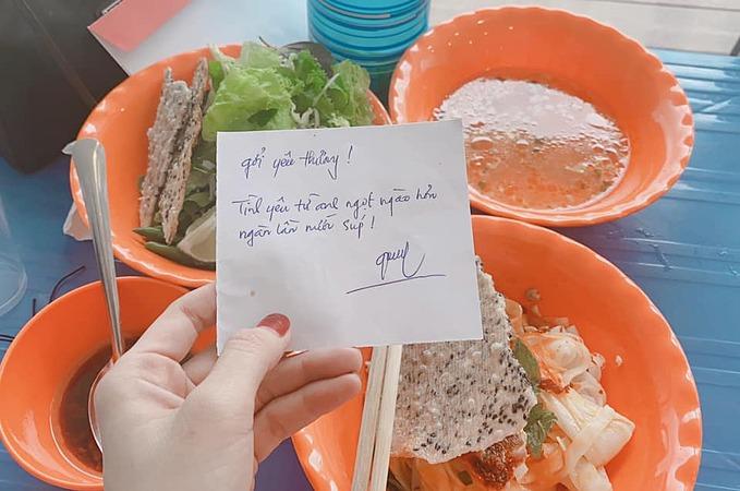 Lời nhắn yêu thương của Trường Giang.