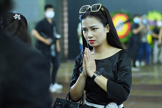 Ca sĩ Dương Hoàng Yến.