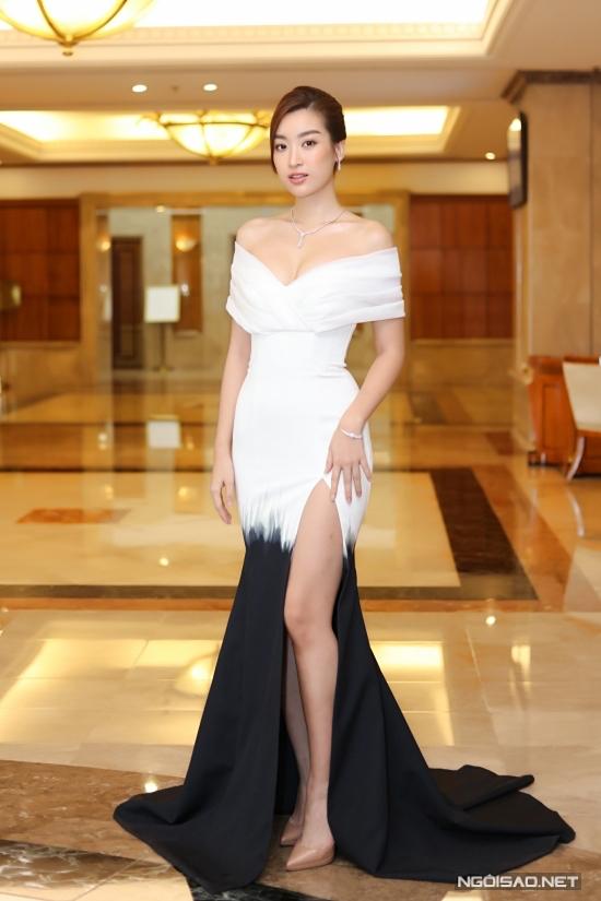 Hoa hậu Việt Nam 2016 Đỗ Mỹ Linh sở hữu nhan sắc rực rỡ ở tuổi 24.