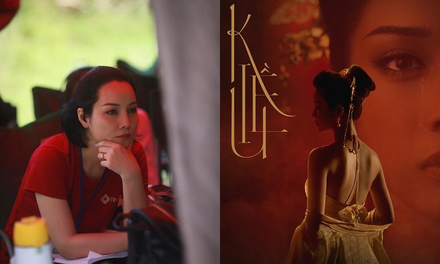 Mai Thu Huyền phản hồi tranh cãi về phim 'Kiều'