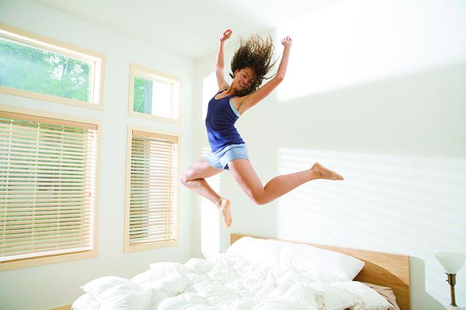 Những người dậy sớm có tính cách lạc quan, dễ chịu, hài lòng và tận tâm.