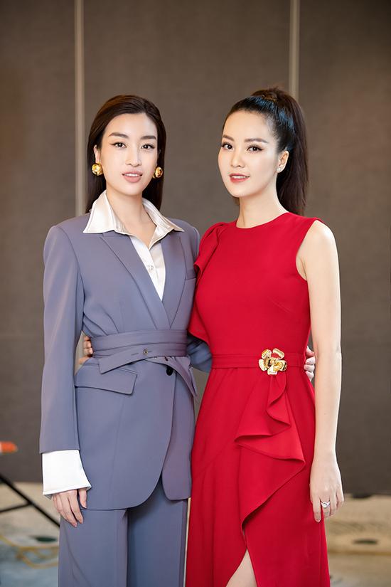 Đây là lần thứ hai Đỗ Mỹ Linh giữ vai trò giám khảo Hoa hậu Việt Nam còn Thụy Vân là lần đầu tiên. Thụy Vân được kỳ vọng là làn gió mới, góp phần truyền cảm hứng cho dàn thí sinh năm nay.