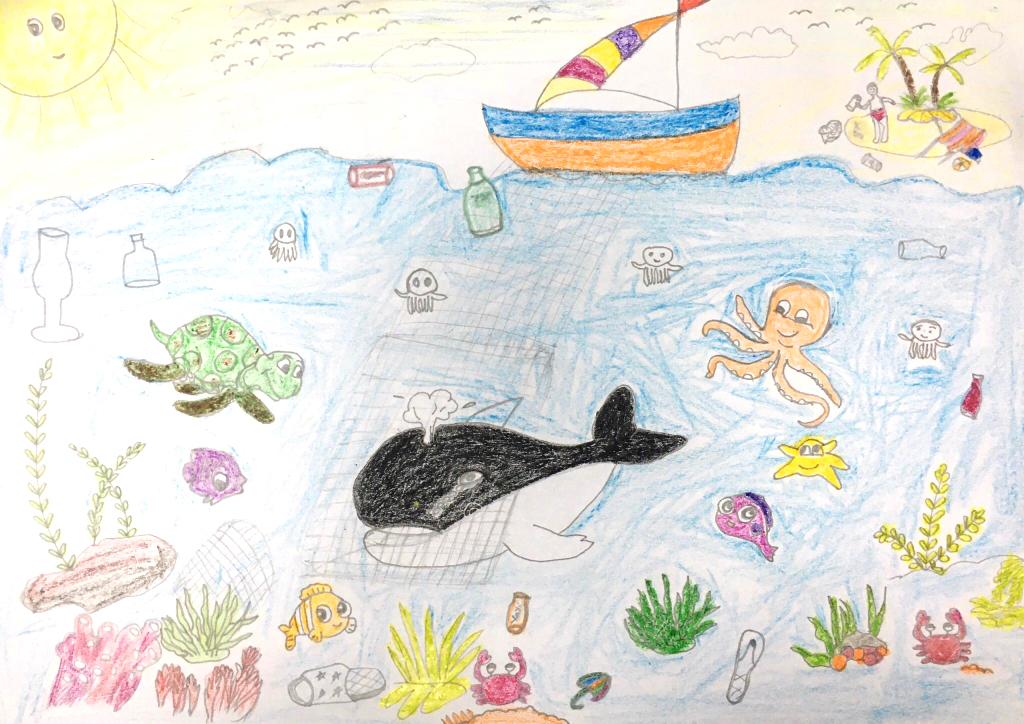 Trong mắt Gia Phát, cá voi là loài động vật đáng yêu, thông minh và rất đáng được bảo vệ. Tuy nhiên, những chú cá voi đang bị đánh bắt và đem đến các công viên để biểu diễn. Gia Phát mong muốn tìm hiểu và sản xuất những bộ phim để con người hiểu hơn về loài động vật này, có thể lắng nghe tiếng nói để cùng bảo vệ chúng.
