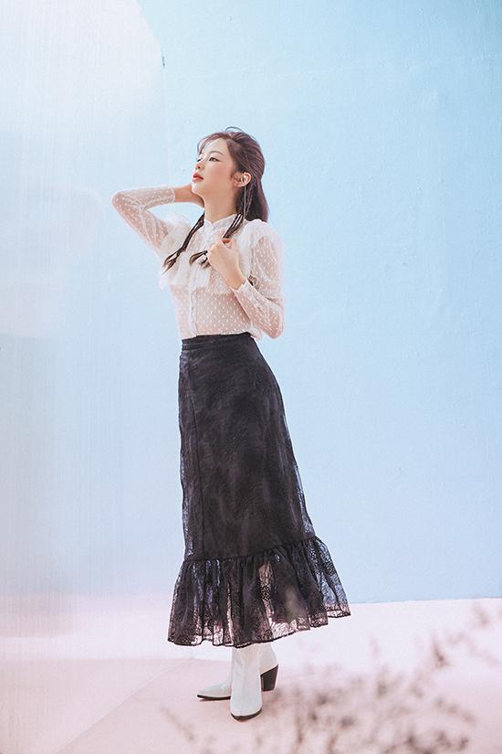 Để phát hành được mini album, Liz Kim Cương biết ơn tâm huyết của cả ê-kíp, đặc biệt là tình cũ Trịnh Thăng Bình.