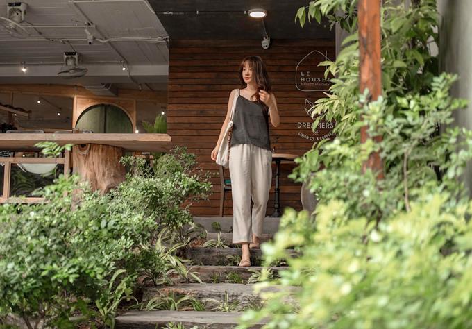 Địa chỉ cuối tuần: quán cà phê ngoài trời hợp tiết trời thu - 4