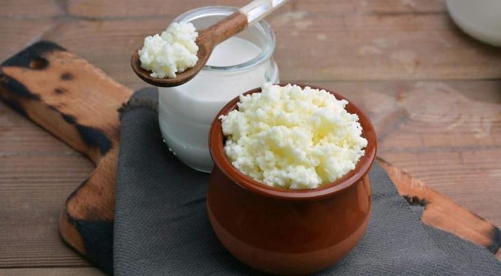 Tăng Thanh Hà mê mẩn món sữa chua Kefir - 2