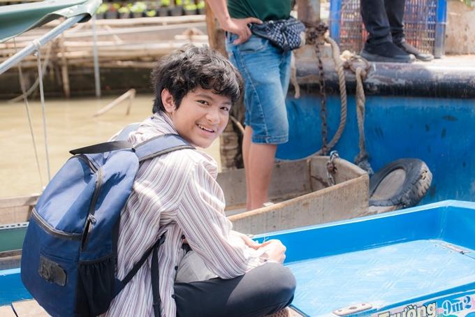 Diễn viên Tiến Ngô là người thứ hai đảm nhận vai Hữu Nguyện trong Vua bánh mỳ.