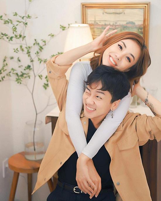 Sau một thời gian yêu Kenji, Miko Lan Trinh cảm thấy đồng điệu, hạnh phúc và cố gắng để được gia đình chấp thuận.