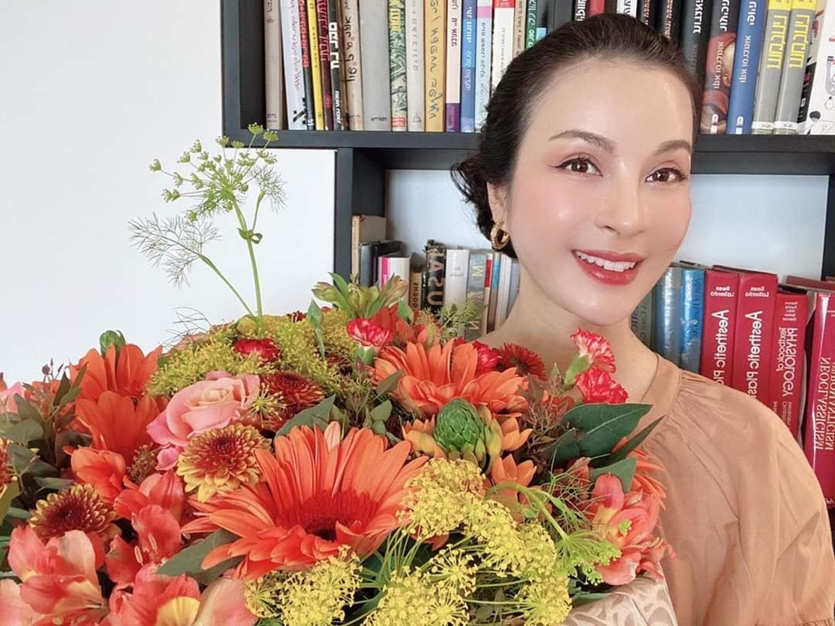 Nhiều khán giả bày tỏ sự ngưỡng mộ trước nhan sắc trẻ trung của Thanh Mai hiện tại.