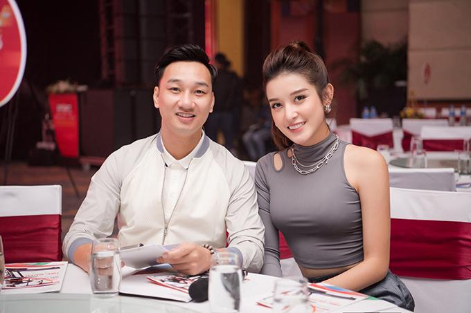 MC Thành Trung giữ vai trò dẫn dắt chương trình. Anh từng là vận động viên chuyên nghiệp, nhiều năm kinh nghiệm làm MC của các chương trình thể thao nên dễ dàng khiến khán giả bị cuốn hút bởi các hoạt động trong sự kiện.