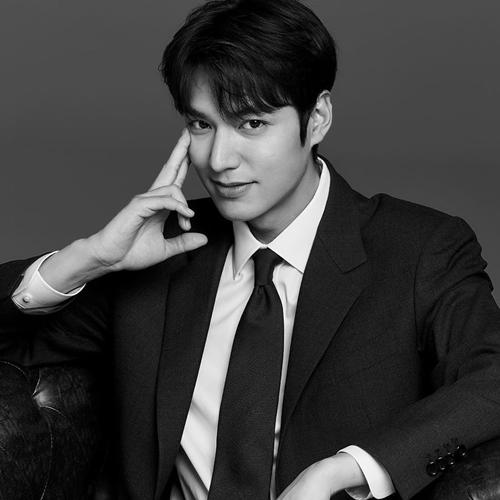 Tài tử Lee Min Ho.