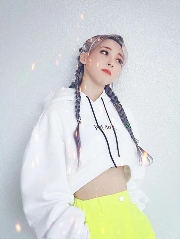 Nữ rapper sinh năm 1992 phải ăn kiêng nghiêm ngặt với khoai lang và tập luyện điên cuồng để giảm cân.