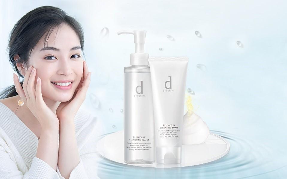 Sản phẩm d program Essence in Cleansing từ tập đoàn Shiseido được nhiều tín đồ skincare lựa chọn bởi khả năng làm sạch sâu dịu nhẹ, thích hợp cho mọi loại da, kế cả da nhạy cảm và dễ kích ứng. Phức hợp độc quyền H-stabilizing B từ Shiseido giúp tăng cường hàng rào bảo vệ, dưỡng ẩm cho da.Từ ngày 16 đến 25/10, thương hiệu mỹ phẩm d program của Shiseido áp dụng ưu đãi mua 1 tặng 1 cho dòng sản phẩm tẩy trang và sữa rửa mặt làm sạch dịu nhẹ tại đây. Tổng giá trị quà lên đến 50 triệu đồng. Bạn còn có cơ hội sở hữu 10.000 voucher trị giá lên đến 100.000 đồng. Ảnh: Lazada Việt Nam.
