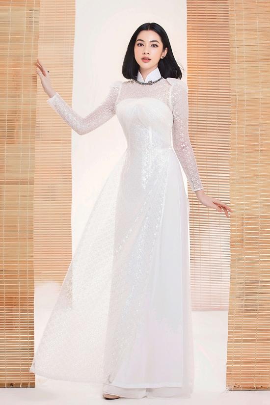 Nữ sinh được khen đẹp hơn cả Tiểu Vy vào chung kết Hoa hậu VN - 2