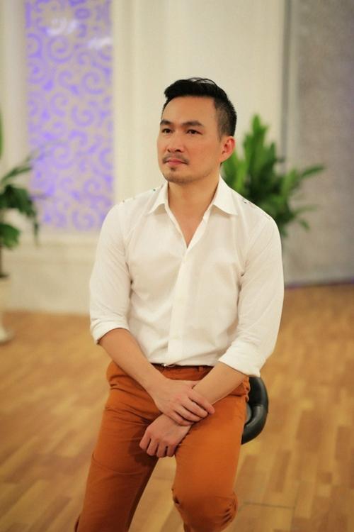 Diễn viên Chi Bảo.